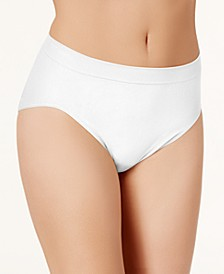 Comfort Revolution Microfiber Hi Cut Brief Underwear 303J
