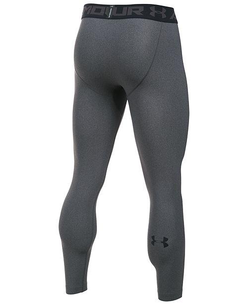 46555a505b69e Under Armour Men's HeatGear® Compression Leggings & Reviews - All ...