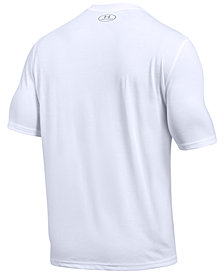 Under Armour Men's V-Neck Threadborne Ultra-Soft T-Shirt