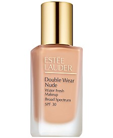 Estée Lauder Double Wear Nude Water Fresh Makeup SPF 30, 1 oz.