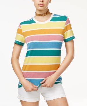 Carbon Copy Striped T-Shirt 4686694