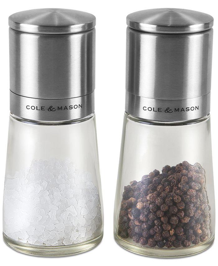 Cole & Mason - Clifton Salt & Pepper Shaker Set