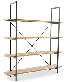 Hinten Bookcase, Quick Ship