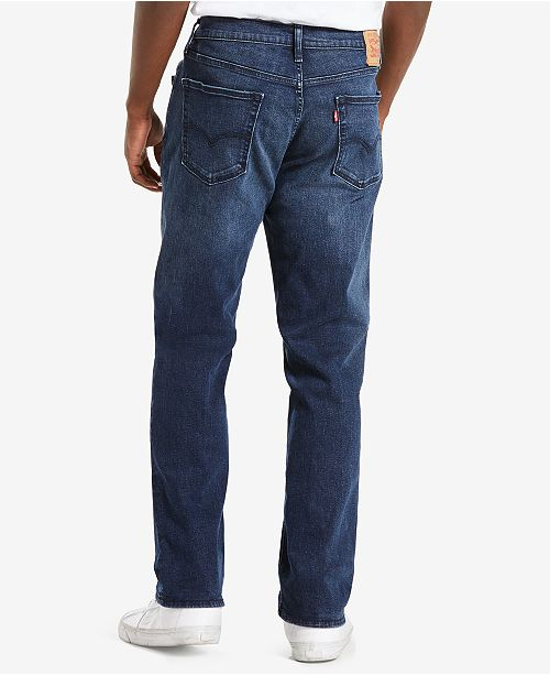 ea364598 Levi's 541™ Athletic Fit Jeans & Reviews - Jeans - Men - Macy's