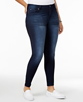 72e1b392c07 Celebrity Pink Trendy Plus Size The Slimmer Skinny Jeans