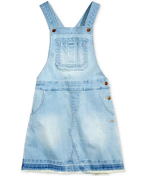 dd3ee11eb7c Tommy Hilfiger Big Girls Overall Jumper Dress   Reviews - Dresses ...