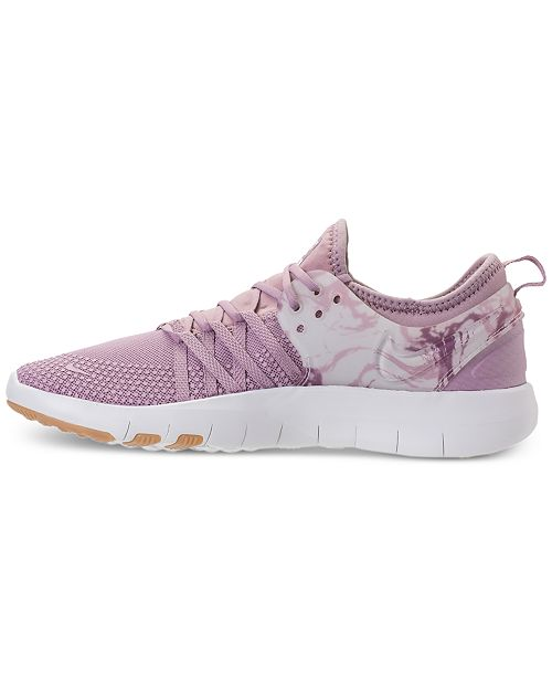 e82b4cad064ba Nike Women s Free TR 7 Training Sneakers from Finish Line   Reviews ...