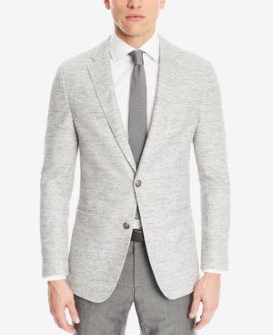 Boss Men's Slim-Fit Stretch Jersey Sport Coat thumbnail