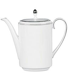 Dinnerware, Grosgrain Coffee Pot