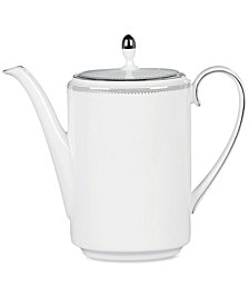 Vera Wang Wedgwood Dinnerware, Grosgrain Coffee Pot
