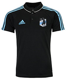 adidas Men's Minnesota United FC Coaches Polo