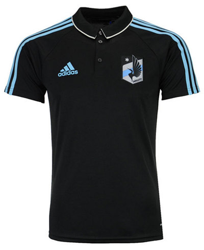 adidas Men's Minnesota United FC Coaches Polo