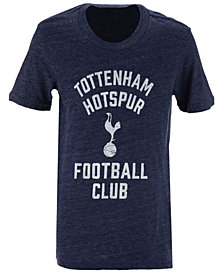 Outerstuff' Tottenham Hotspur FC Club Team Traditional Graphic Tri-blend T-Shirt, Big Boys