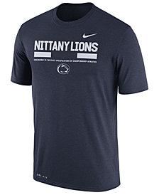 Nike Men's Penn State Nittany Lions Legend Staff Sideline T-Shirt
