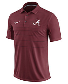Nike Men's Alabama Crimson Tide Early Season Coach Polo