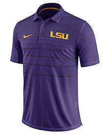 Nike Men's LSU Tigers Early Season Coach Polo