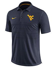 Nike Men's West Virginia Mountaineers Early Season Coach Polo