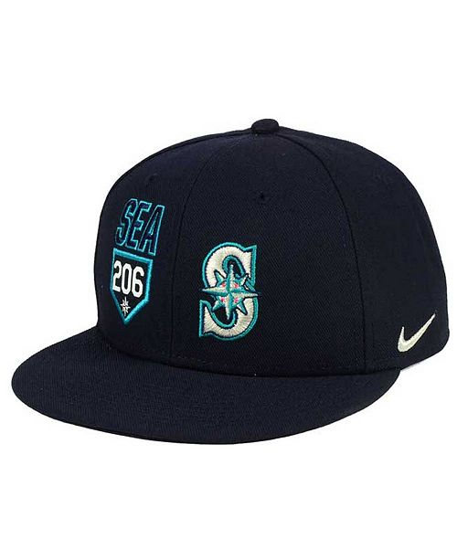 Nike Seattle Mariners Verbiage True Cap