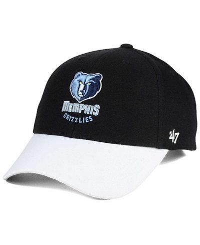 '47 Brand Memphis Grizzlies Wool MVP Cap