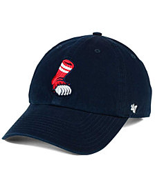 '47 Brand Pawtucket Red Sox CLEAN UP Cap