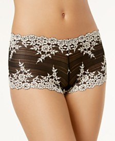 Wacoal Embrace Embroidered Boyshort 67491