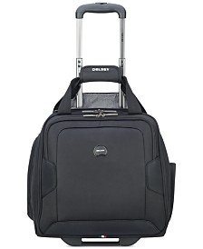 CLOSEOUT! Delsey Opti-Max Wheeled Under-Seat Suitcase, Created for Macy's