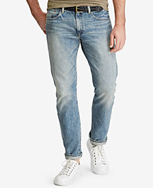 Ralph Lauren Dayton Lightweight Straight-Fit Jeans