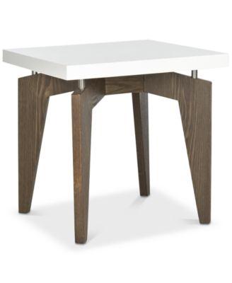 Josef End Table, Quick Ship
