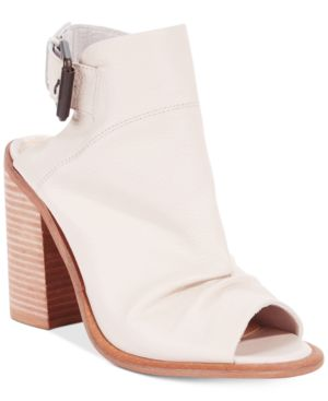 Kelsi Dagger Brooklyn Metro Peep-Toe Shooties Women