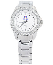 Jack Mason Women's Arizona Wildcats Glitz Sport Bracelet Watch