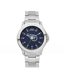 Jack Mason Men's Tennessee Titans Color Sport Bracelet Watch