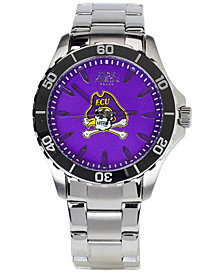 Jack Mason Men's East Carolina Pirates Color Sport Bracelet Watch