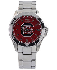 Jack Mason Men's South Carolina Gamecocks Color Sport Bracelet Watch