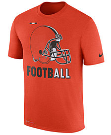 Nike Men's Cleveland Browns Legend Football T-Shirt