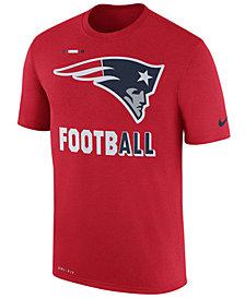 Nike Men's New England Patriots Legend Football T-Shirt