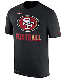 Nike Men's San Francisco 49ers Legend Football T-Shirt