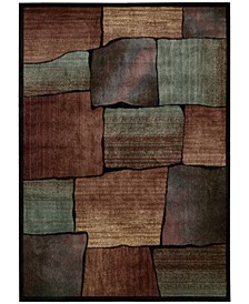CLOSEOUT! Rugs,  Expressions XP05 Multi