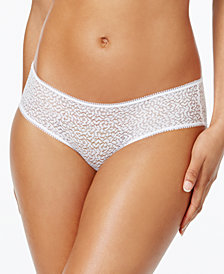 DKNY Modern Lace Sheer Hipster DK5014