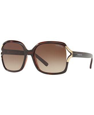 Sunglass Hut Collection Sunglasses, HU2002 58