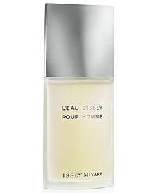 Issey Miyake Men's L'Eau d'Issey Pour Homme Eau de Toilette Spray, 1.3 oz.