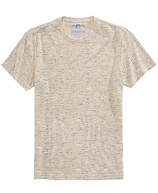 American Rag Men's Textured T-Shirt, Created for Macy's