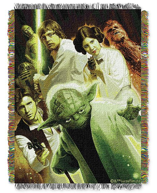 Disney Star Wars Small Rebel Force Throw by