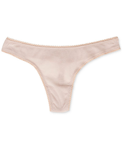 A Pea In The Pod Maternity Thong