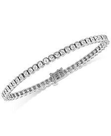 Diamond Illusion Tennis Bracelet (1/2 ct. t.w.)