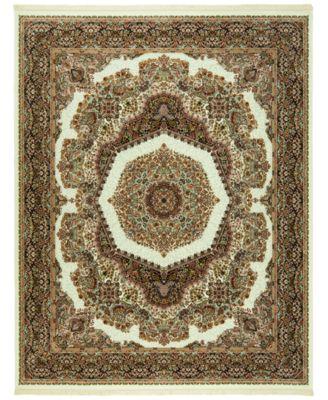 Kenneth Mink Persian Elegance Lavar Kerman Area Rug, Created For Macyu0027s