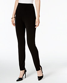 Alfani Slim-Leg Pants, Created for Macy's