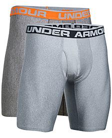 Under Armour Men's 2-Pack Boxerjock® Boxer Briefs