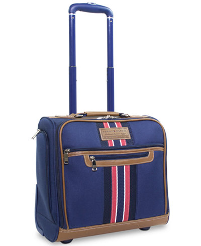 Tommy Hilfiger Freeport Underseat Carry-On Suitcase - Luggage ...