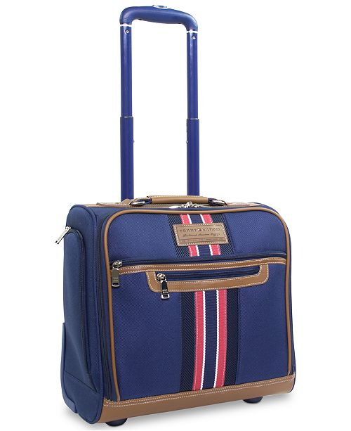85f0151d34 Tommy Hilfiger Freeport Underseat Carry-On Suitcase   Reviews ...
