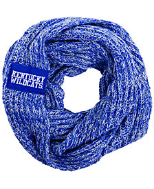 Forever Collectibles Kentucky Wildcats Peak Infinity Scarf